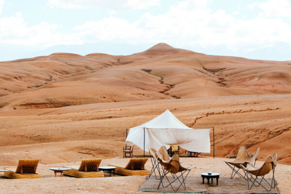 One day at Agafay desert (30km from Marrakech)