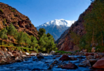 Ourika valley (about 100km from Marrakech)