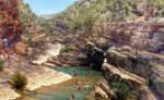 Paradise Valley (about 70 km from Agadir)
