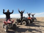 QUAD to the LALLA TAKERKOUST Laque  (about 30 km from Marrakech)